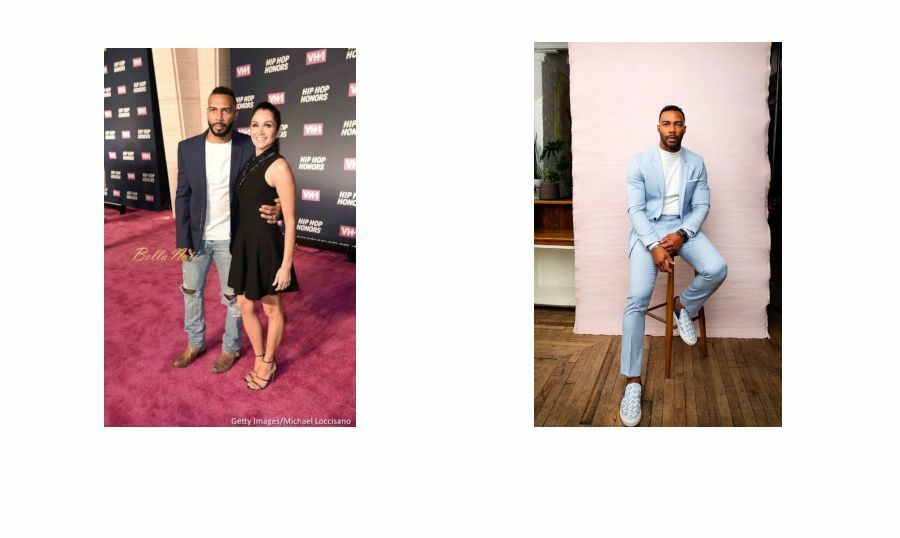 Omari Hardwick date night outfits for men