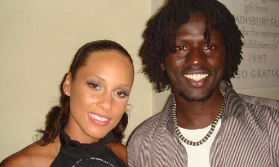 20191027 Emmanuel Jal with Alicia Keys 900x538px