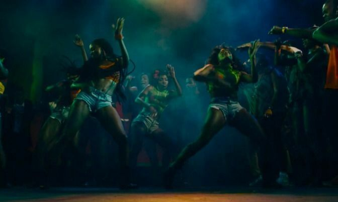 Scene form KIng of The Dancehall, starring Nick Cannon