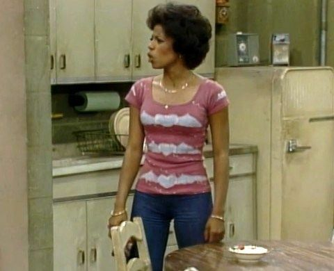 Topless Thelma From Good Times Naked Gif