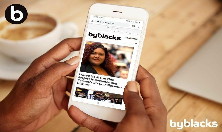 PRESS RELEASE ByBlacks.com Launches New Look