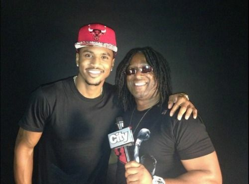 Rudy and Trey Songz