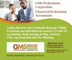 GMS Chartered Professional Accountants