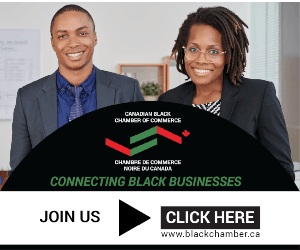 Canadian Black Chamber of Commerce - Big Box Banner