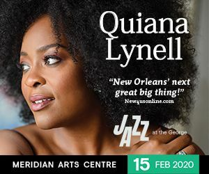 TO Live presents Quiana Lynell - February 15, 2020