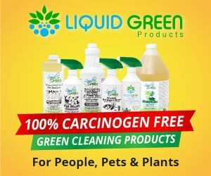 Liquid Green Products - Big Box Banner RSB
