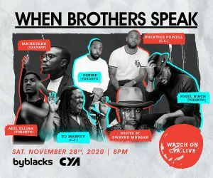 When Brothers Speak 2020- Big Box Banner