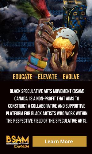 BSAM Canada Institute - General banner Educate.Elevate.Evolve Right Side Bottom banner
