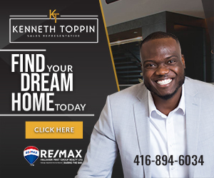 Kenneth Toppin Real Estate Team