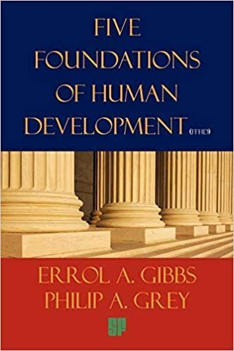 Five Foundations of Human Development: A Proposal for Our Survival in the Twenty-First Century and the New Millennium by Errol a Gibbs & Phillip A Grey