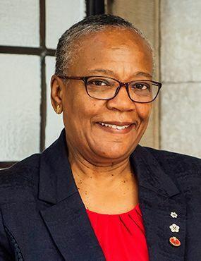 WANDA ELAINE THOMAS BERNARD, Senator, Nova Scotia, East Preston