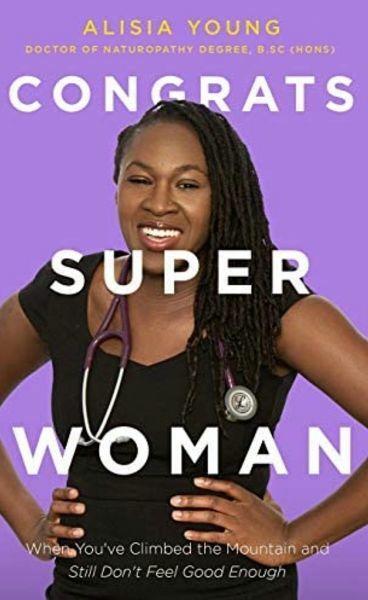 Congrats Super Woman