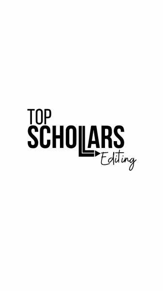 Top Scholars Editing
