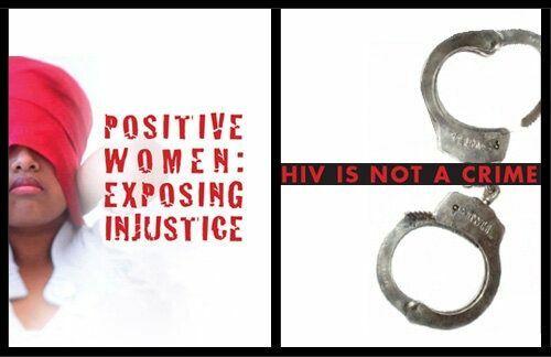 Positive Women: Exposing Injustice