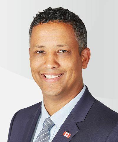 Matthew Green, NDP, MP Hamilton Centre