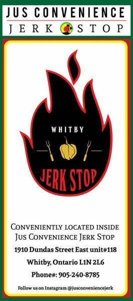 Jus Convenience Jerk Stop