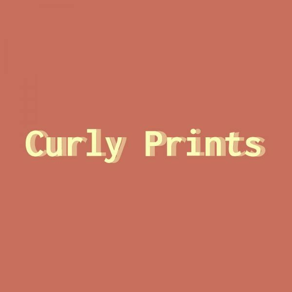 Curly Prints