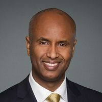 Ahmed Hussen, Liberal MPP, York South - Weston