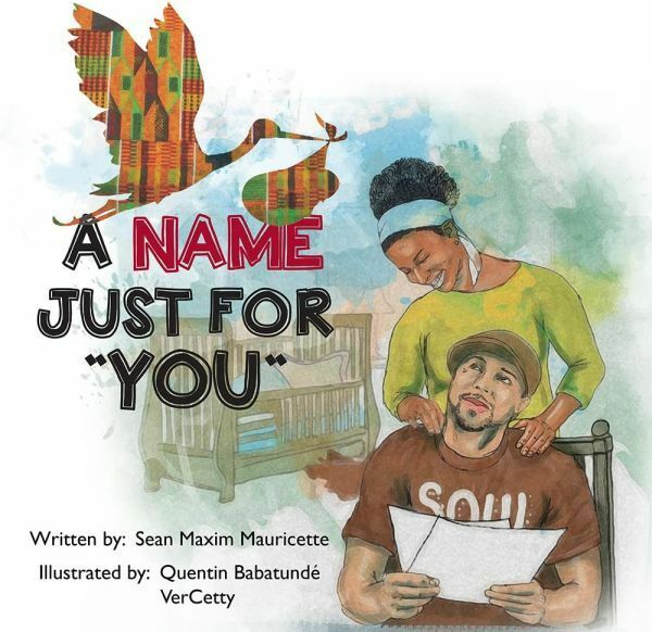 A Name Just For You by Sean Mauricette