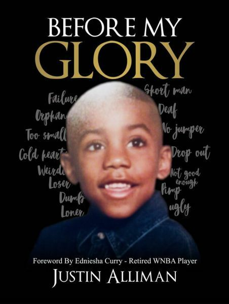 Before My Glory by Justin Alliman