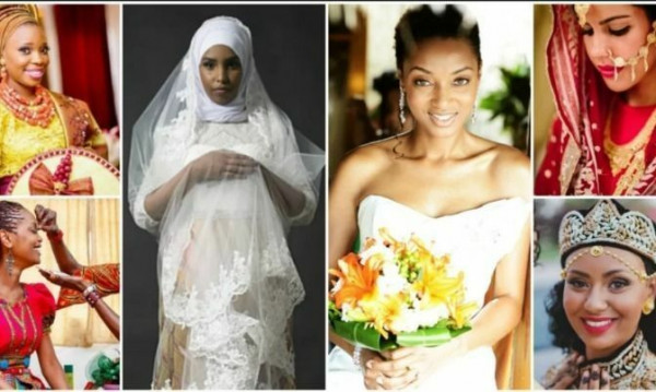 True Love Meets Tradition at African Caribbean Wedding Show