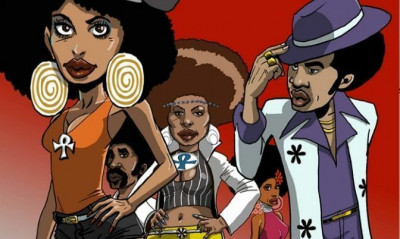 AFRODELIK Celebrates 10 Years; Launches First Comic Book