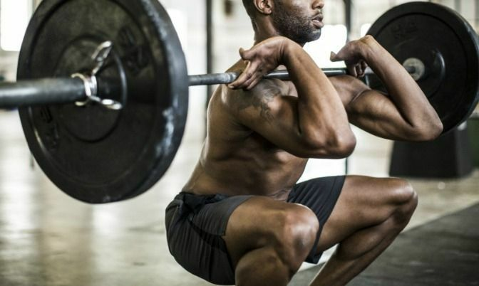 How A Nursery Rhyme Can Improve Your Squat