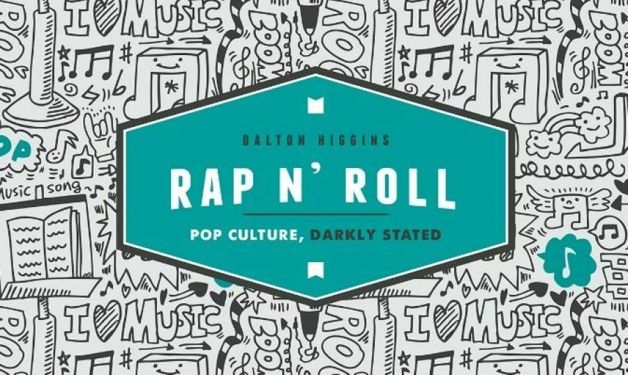 BOOK ALERT: Rap N' Roll: Pop Culture, Darkly Stated