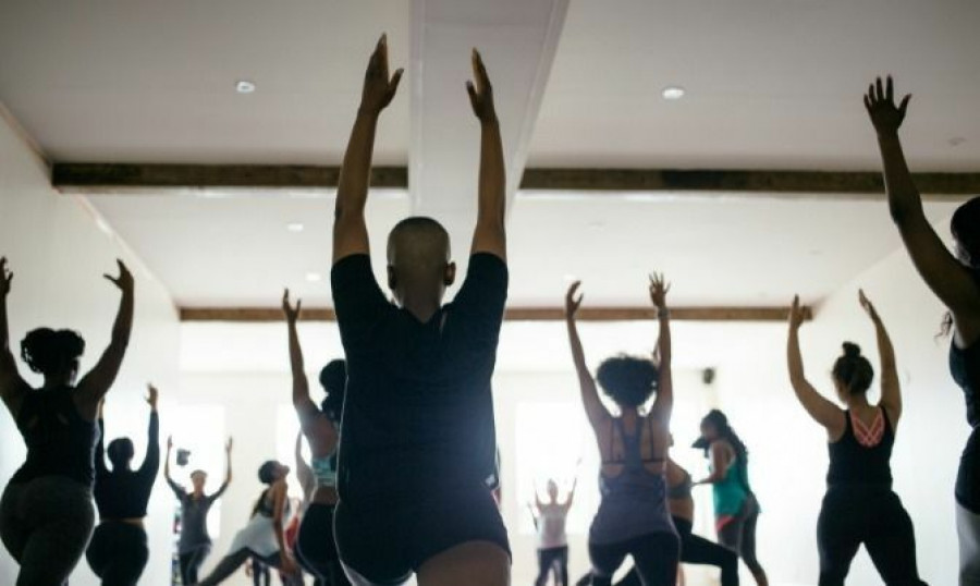TrapSoul Yoga - A New Experience For Women of Colour