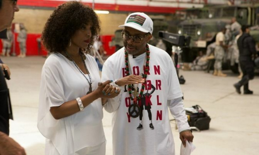 Spike Lee Says Chi-Raq Is Satire But Not A Joke