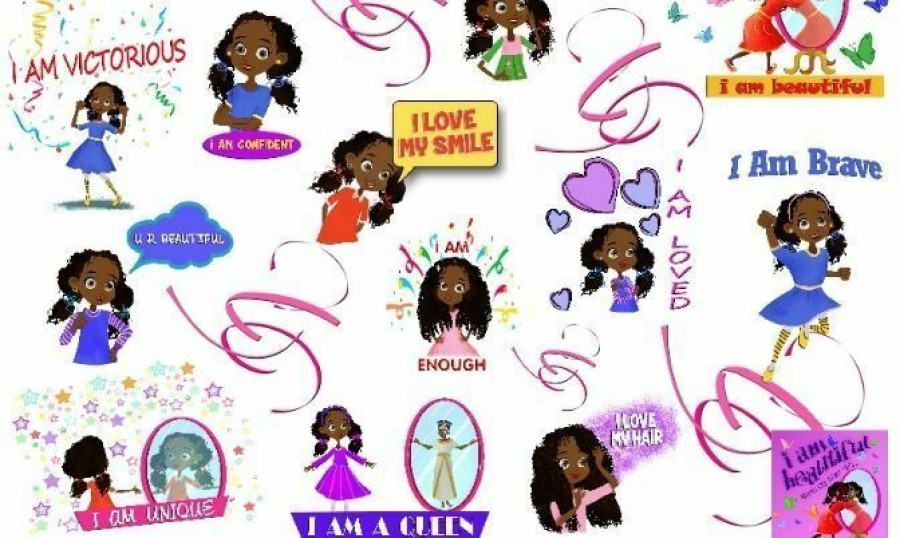 Author Launches Her Own Emojis On Apple App Store