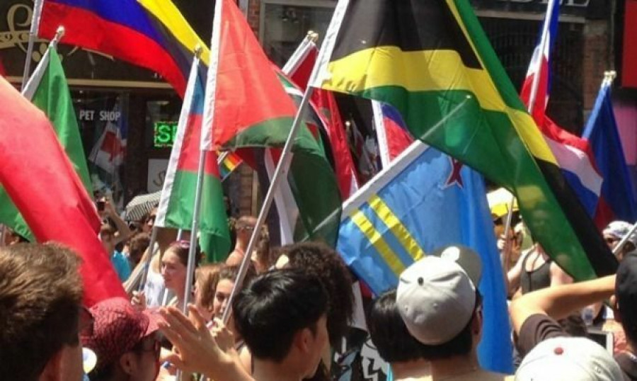 Waving The Black Flag? Politics, Race and Showing Your Pride
