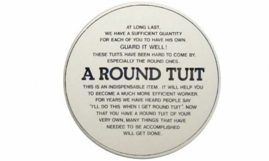 Get a Round Tuit Today