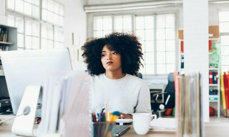 The Exhausting Reality Of Being A Black Woman At Work