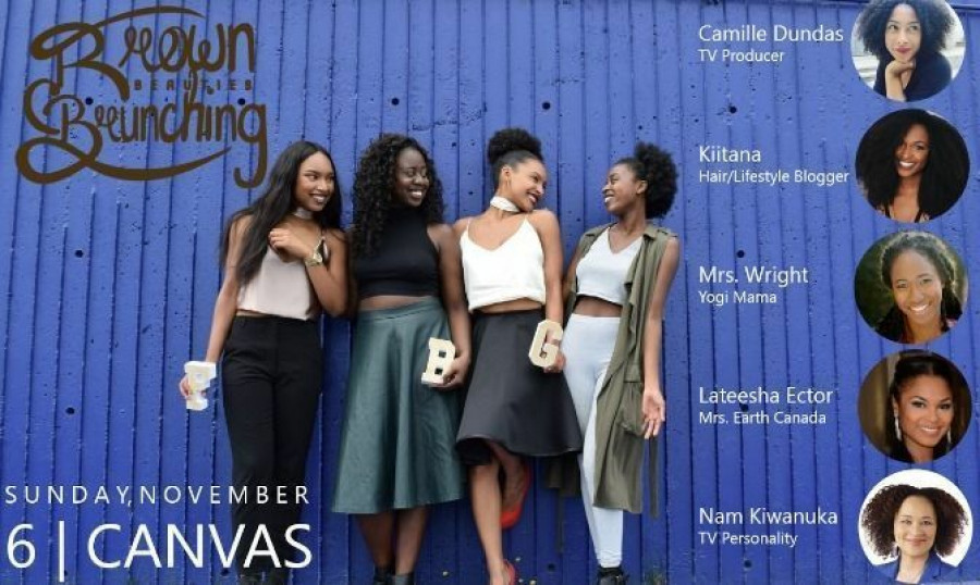 Brown Beauties Brunching
