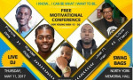 The Social Legacy Event Group Announces Upcoming Young Men's Motivational Forum