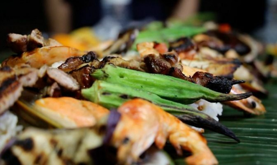 A Filipino Feast at Tinuno Restaurant