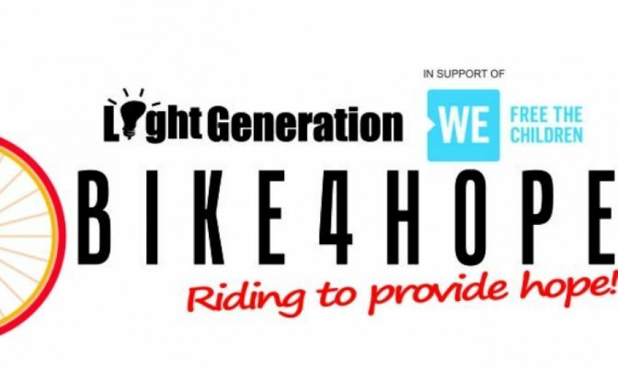 Biking For Hope