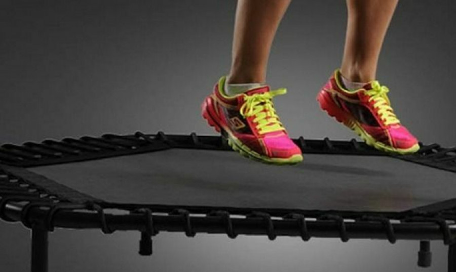 You Need A Mini Trampoline In Your Life