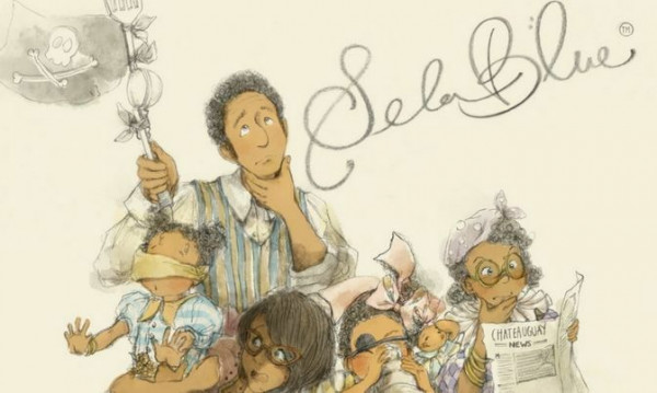 Alisia Dale's Sela Blue Series Gives Children Of Colour A Chance To See Themselves Authentically