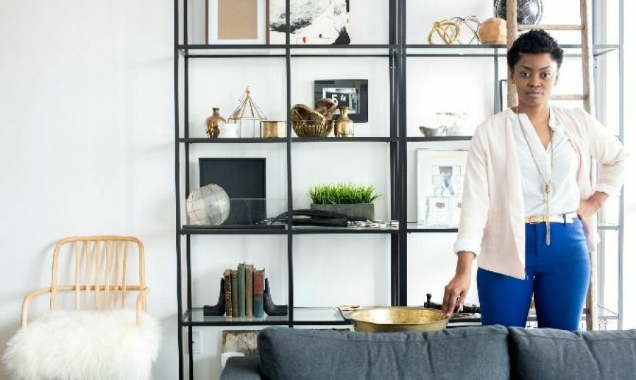 This Small Space Expert Is Revolutionizing The Tiny Apartment