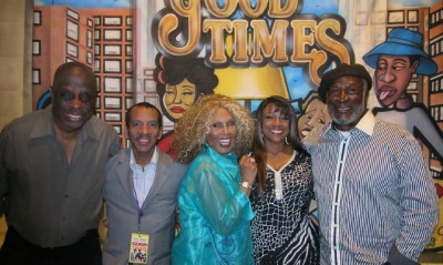 Ain't We Lucky We Got 'Em: the Original Good Times Cast Develops a Movie
