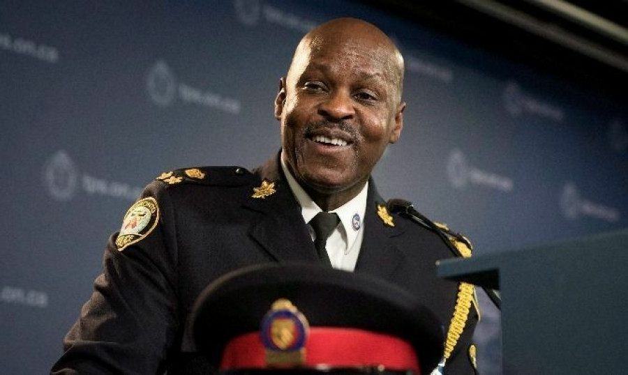 OPINION: Don't Expect Much Change From New Toronto Police Chief