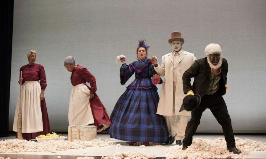 "[Review]: ""An Octoroon"" Is A Thought Provoking Twist On Slave Narratives"