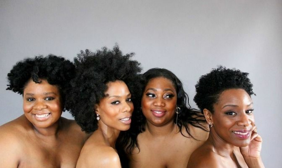Fab Four Fashion Bares It All - On Loving Your Body By Any Means Necessary